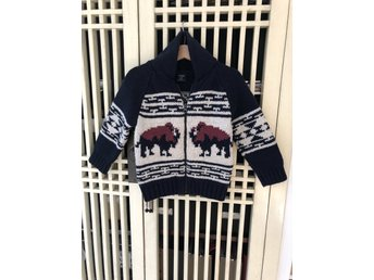 GAP chunky buffalo cardigan 2Y