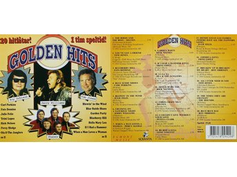 Golden Hits, Div artister (CD)