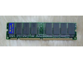 M.tec PC133 128Mb minne