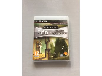 ICO och Shadow Of The Colossus - PS3 - HD - Playstation 3