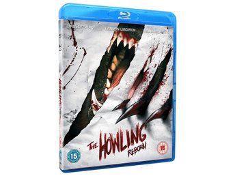 The Howling Reborn.. (Anchor Bay) (Blu-Ray) Ny/Inplastad..