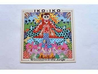 ** Iko - Iko ‎– Snowstorm In The Jungle **