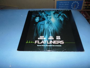 Flatliners - Deluxe widescreen version -1st Laserdisc