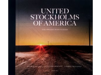 United Stockholms of America  - The Swedes who stayed - BOKREA!