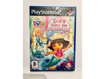 Dora saves the mermaids (NYTT PS2)