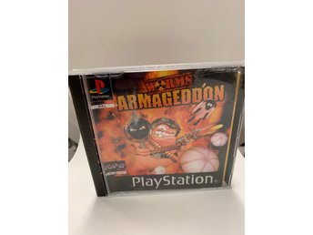 Worms Armageddon PS1
