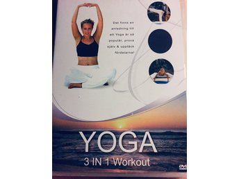 Yoga 3 in 1 workout DVD