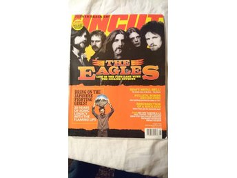Uncut nr 63 - The Eagles m fl