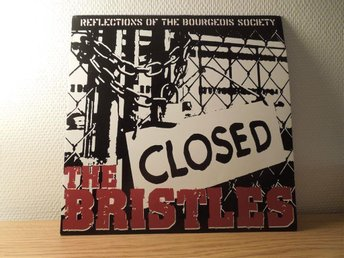 "Bristles LP ""Reflections from the...."" Hardcore punk"