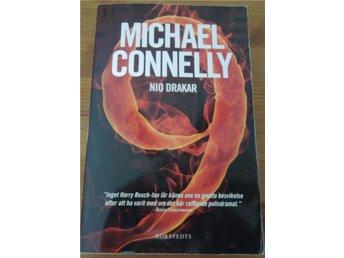 Bok Michael Connelly Nio drakar - Hässleholm - Bok Michael Connelly Nio drakar - Hässleholm