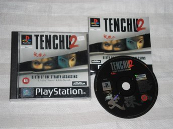 PlayStation/PS1: Tenchu 2: Birth of the Stealth Assassins