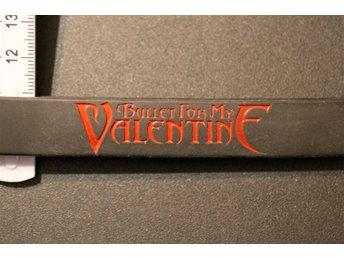 Bullet For My Valentine Gummiband - Halmstad - Bullet For My Valentine Gummiband - Halmstad