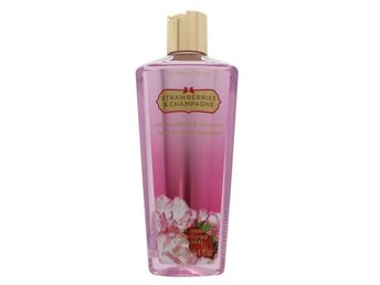 VICTORIA'S SECRET,STRAWBERRIES & CHAMPAGNE - BODY WASH 250ml