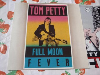 TOM PETTY - FULL MOON FEVER LP 1989