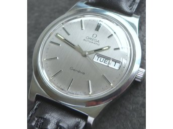 1960-1970 OMEGA Geneve Automatic Day + Date Cal. 1022
