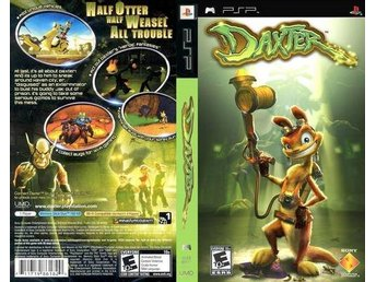 SONY PSP - DAXTER   Annons 2