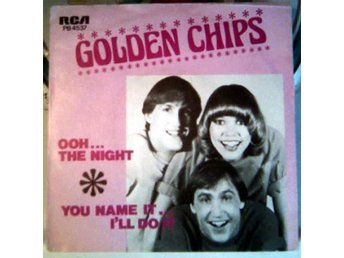 Golden chips  Singel