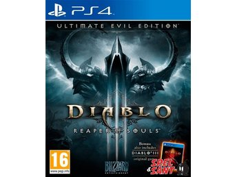 Diablo III (3) Reaper of Souls Ultimate Evil Edition