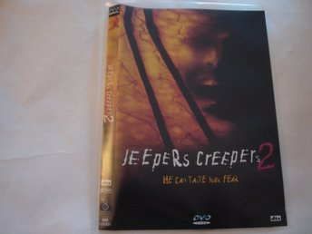 DVD-JEEPERS CREEPERS 2