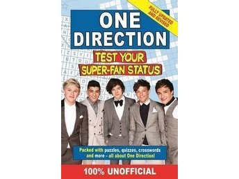 One Direction- Test Your Super-fan Status (Bok)