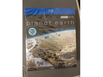 Planet Earth: The Complete Series (Bluray) (NYTT)