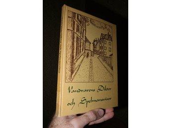 """Javascript är inaktiverat. - Olofström - """"Vandrarens Dikter och Spelmansvisor"""" av Ingemar SvenssonBoken innehåller en diktsamling och en vissamling (med noter). Ingemar Svensson är okänd för mig, men boken är tryckt i Växjö så jag förmodar att han har anknytning till denna  - Olofström"""
