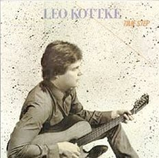 Leo Kottke - Time Step (LP)