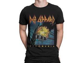 Def Leppard - Pyromania T-SHIRT 3Extra-Large
