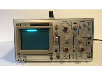 Meguro Model: MO-1251 20MHz 2-Channel Oscilloscope