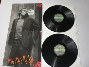 GRAHAM PARKER AND THE RUMOUR-THE PARKERILLA 1978. EX/VG++