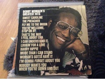 Bobby Womack`s Greatest hits