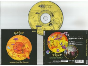 NEKTAR	Remember the future + 2 BONUS tracks (CD 1973//2002)