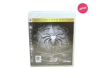 Spider-Man 3 - Collector's Edition (NYTT / PS3)