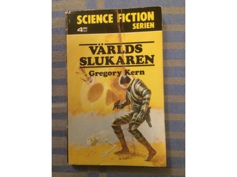 Science Fiction pocket på svenska - Gregory Kern