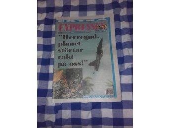 Expressen JAS Kraschen 1993