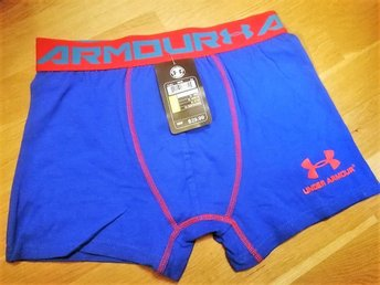 Under Armour Bomullsboxer Stl : L