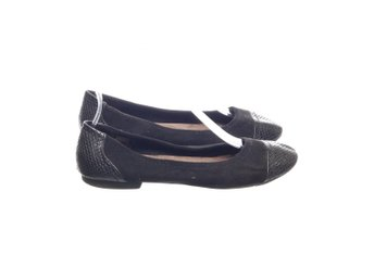DS Shoes by DinSko, Ballerinaskor, Strl: 40, Svart