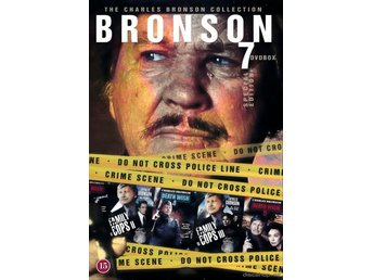 Charles Bronson - Collection (7-disc)