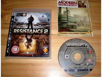 PS3: Resistance 2
