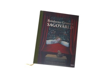 Bok, Bröderna Grimms Sagovärld, Andrea Räder, Inbunden, ISBN: 9163824353