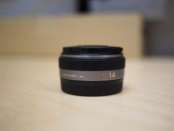Panasonic Lumix 14mm F2.5 prime pancake lens for M4/3. - Stockholm - Panasonic Lumix 14mm F2.5 prime pancake lens for M4/3. - Stockholm