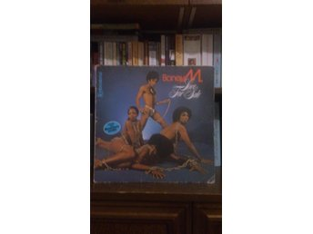 Boney M. -  Love For Sale, vinyl LP
