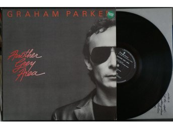 Graham Parker – Another Grey Area – LP
