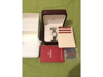 Omega Constellation Chronometer Automatic med Papper och Box Mint CONDITION (1)