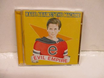 Rage Against The Machine - Evil Empire  - FINT SKICK!