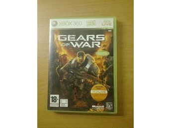 BEG.XBOX 360-SPEL.GEARS OF WAR.
