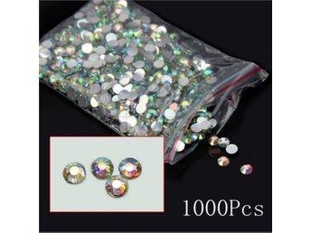1000 små diamanter i harts scrapbooking - Mellbystrand - 1000 små diamanter i harts scrapbooking - Mellbystrand