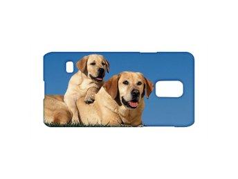 Labrador Mamma Och Valp Samsung Galaxy S5 Mini Mobilskal - Karlskrona - Labrador Mamma Och Valp Samsung Galaxy S5 Mini Mobilskal - Karlskrona