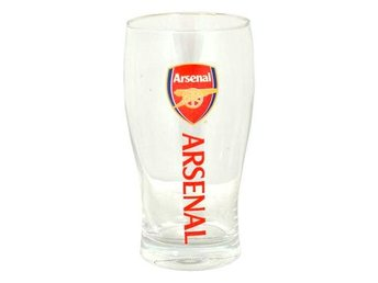 Arsenal Ölglas Pint Wordmark