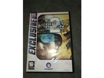Javascript är inaktiverat. - Motala - Krigs spel, Tom Clancy's Ghost ReconSpelet är oöppnat med plasten kvar. Samfraktar gärna, säljer även 2 andra spel;Full spectrum warrior, ten hammersTom Clancy's End War - Motala
